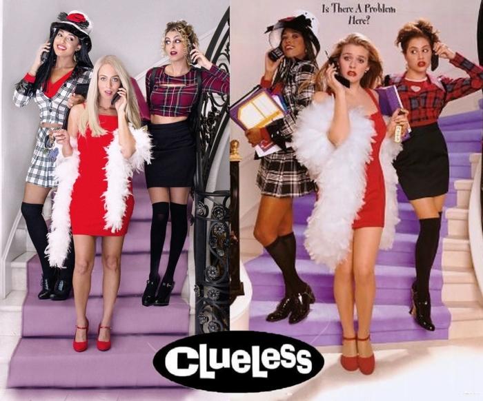 Clueless thème de série américaine, Theme anniversaire adulte, ou theme nouvel an, choisir le thème de soirée halloween ou simplement soirée déguisée