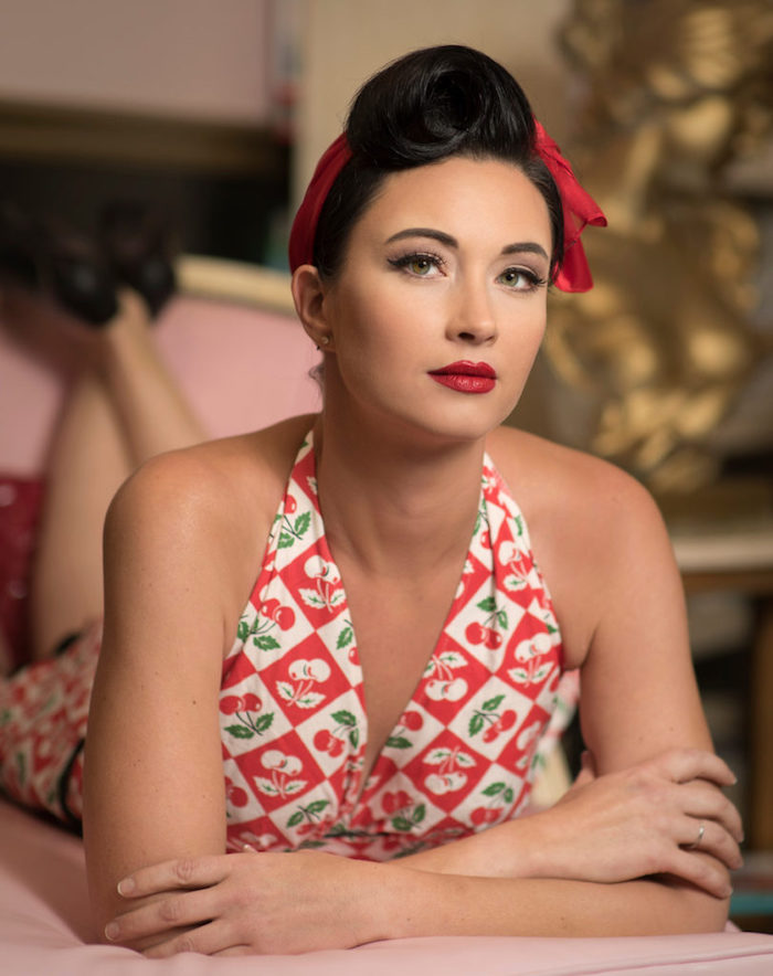 Coiffures Annees 50 Beautiful Coiffure Anne Pin Up Femme Rockabilly