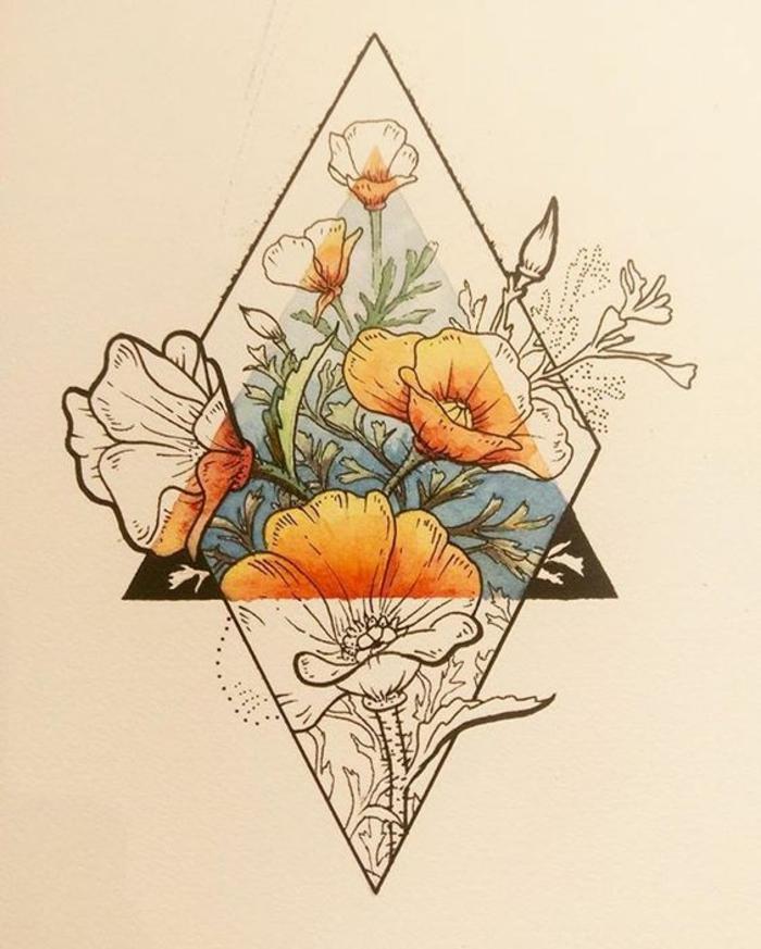 1001 + idées de dessin tatouage magnifique et comment ...
