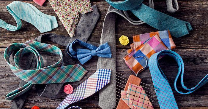 1001 id es comment mettre une cravate un sac de noeuds et de styles. Black Bedroom Furniture Sets. Home Design Ideas