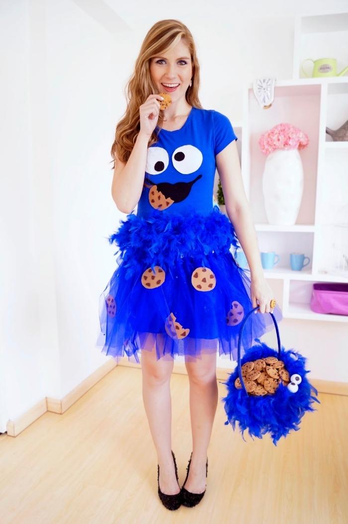 1001 Exemples Excellents Pour Un Deguisement Halloween Fait Maison