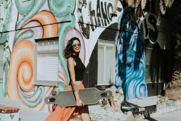 Tatouage amitié, tatouage avant bras beau tatouage minimaliste, se tatouer la manche entiere cool femme tatouage a couleur