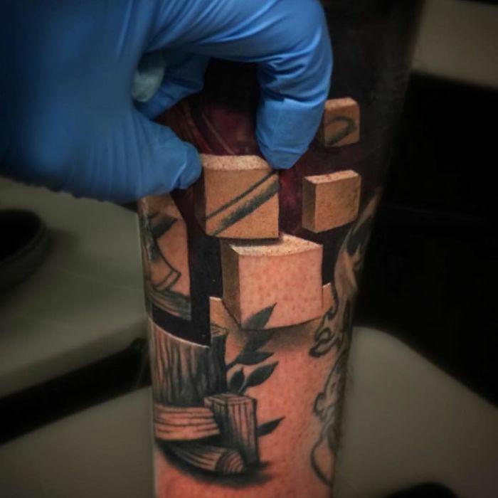 Tatouage poignet femme, tatouage minimaliste comment choisir son tatouage, dessin effrayant 3d tatouage