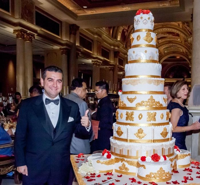Idée gateau anniversaire, gateau anniversaire adulte originale idée de gâteau de cake boss