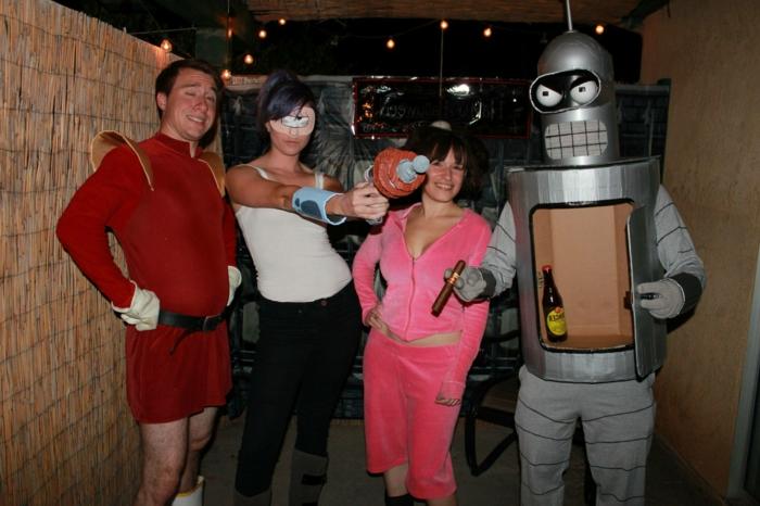 Le meilleur theme de soiree insolite, soiree a theme, quel deguisement choisir, soirée dessin animée a sujet pour adultes