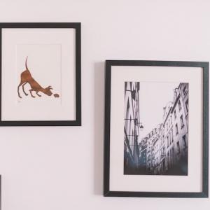 Comment choisir et composer sa déco murale en poster photo personnalisé - quand les murs parlent de nous !