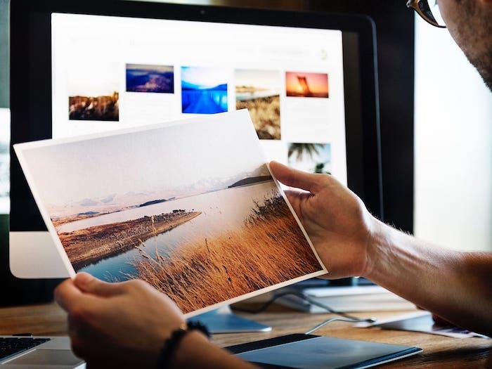 agrandir une photo pour la transformer en poster photo personnalisé, décorer ses murs d un paysage, photo de famille, oeuvre d art préféré