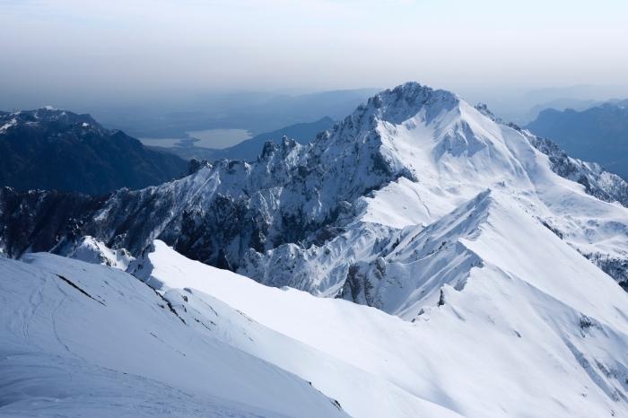 idée paysage hiver pour fond d'écran ordinateur, exemple photo gratuite pour pc sur le thème neige et hiver