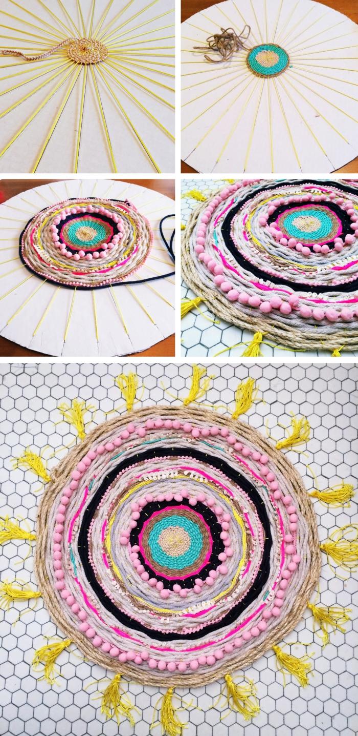 Couture Tapis De Sol Bébé ▷ 1001 + projets créatifs pour fabriquer un tapis merveilleux