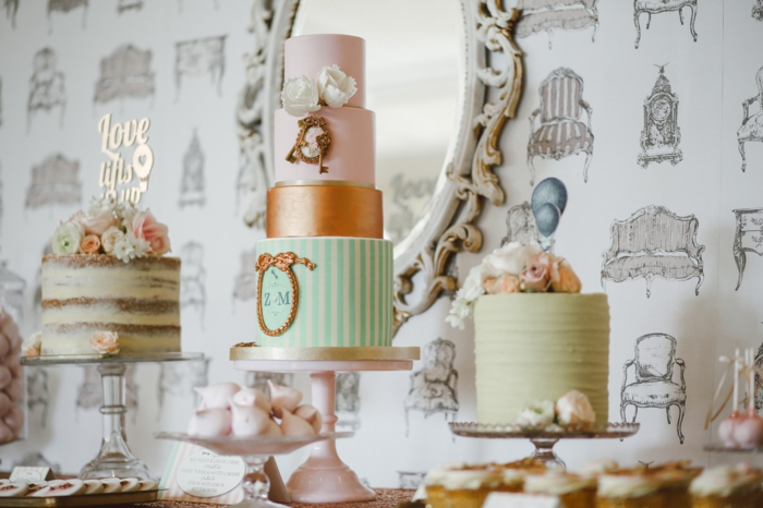 Idée gateau anniversaire, gateau anniversaire adulte originale idée de gâteau