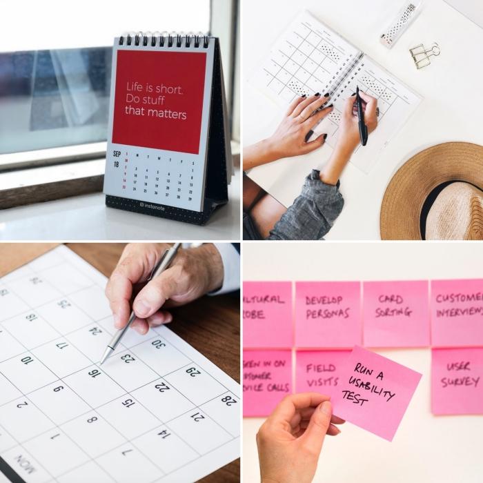 les bons outils de gestion de l'emploi de temps pour une meilleure organisation au bureau