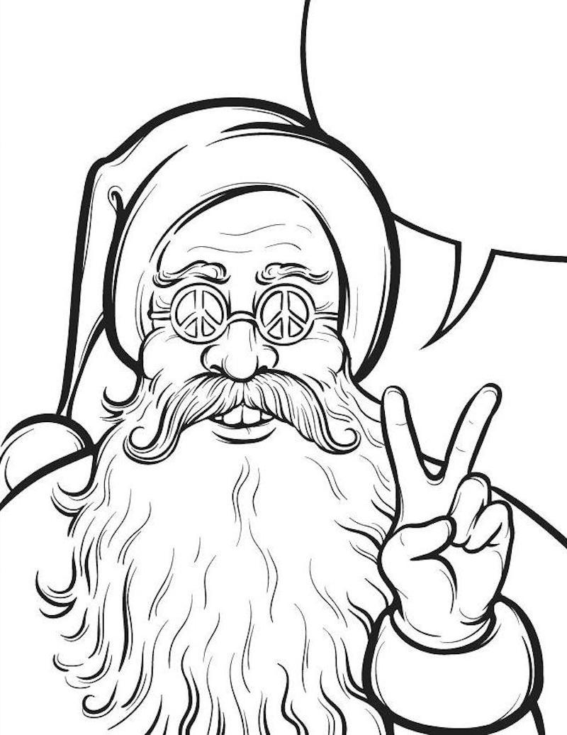 1001 Idées Coloriage De Noël Pour Des Fêtes Pleines