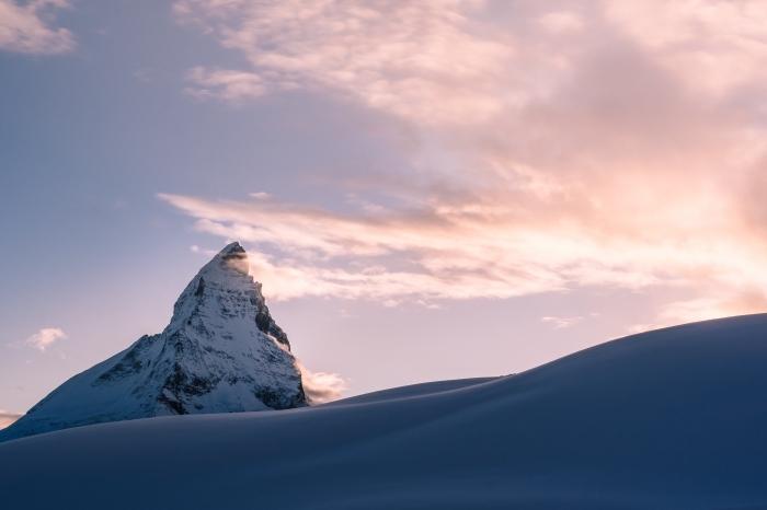idée paysage paradisiaque d'hiver, fond d écran gratuit pour ordinateur, photo paysage au coucher du soleil