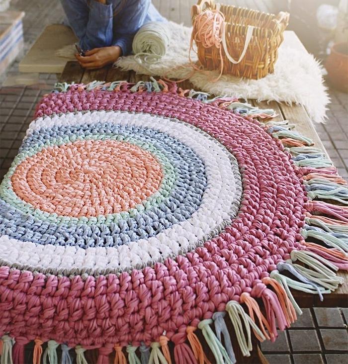 fabriquer un tapis  astuces  techniques et id u00e9es pour cocooner son int u00e9rieur  u2013 obsigen