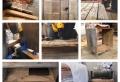 La table de chevet en palette et autres matériaux recyclés – une ode au mobilier authentique en plus de 60 idées DIY