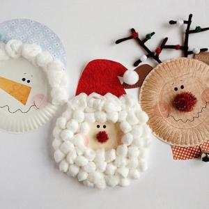 Bricolage de Noël maternelle - les meilleures idées à réaliser à l'approche de Noël et durant les vacances d'hiver