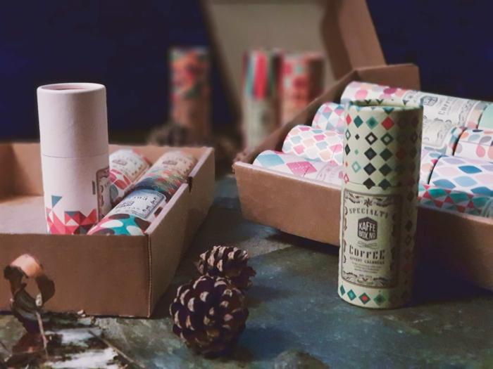 Fabriquer son calendrier de l avent calendrier de l avent pour couple cadeaux quotidiens