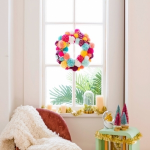 70 inspirations pour créer une jolie déco fenêtre de Noël