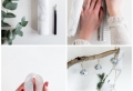 80 idées pour une jolie décoration de Noël à fabriquer en papier et à garder tout au long de l'année