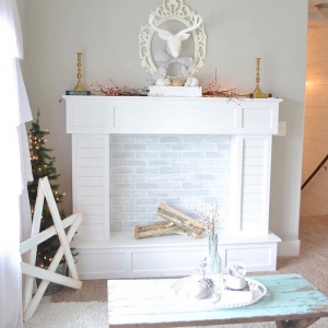 Fausse cheminée – pour un feu de joie décoratif