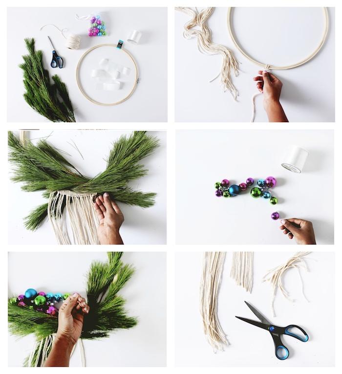 ▷ 1001 + idées originales de décoration de Noël à fabriquer