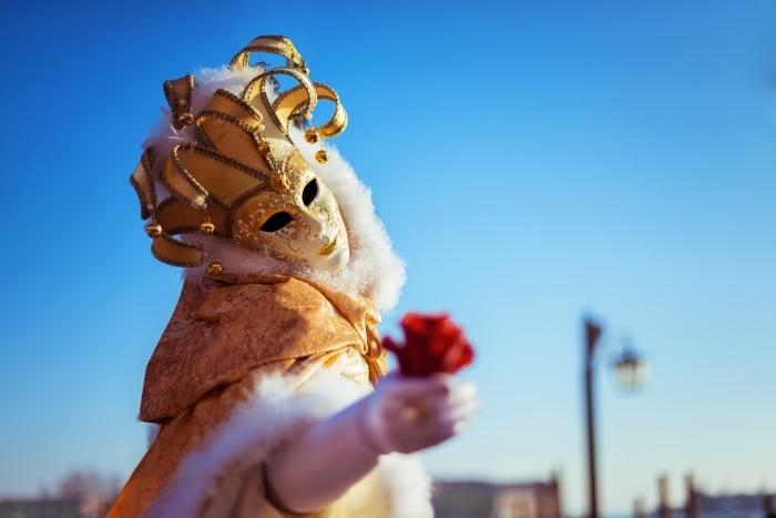 carnaval de Venise 2019, comment s'habiller pour le carnaval vénitien, idée déguisement pour les fêtes à Venise