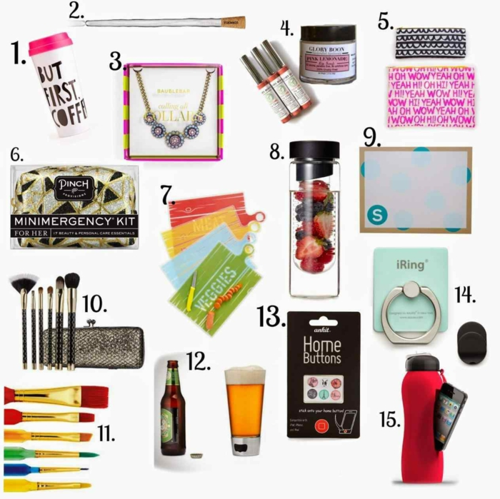 Fabriquer son calendrier de l avent idée calendrier de l avent personnalisé idées pour petits cadeaux
