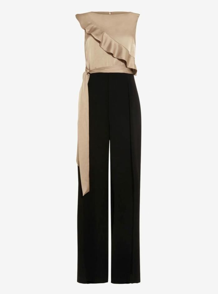 Combinaison pantalon long pour nouvel an robe pour les fetes de fin d année cool idée pour moi