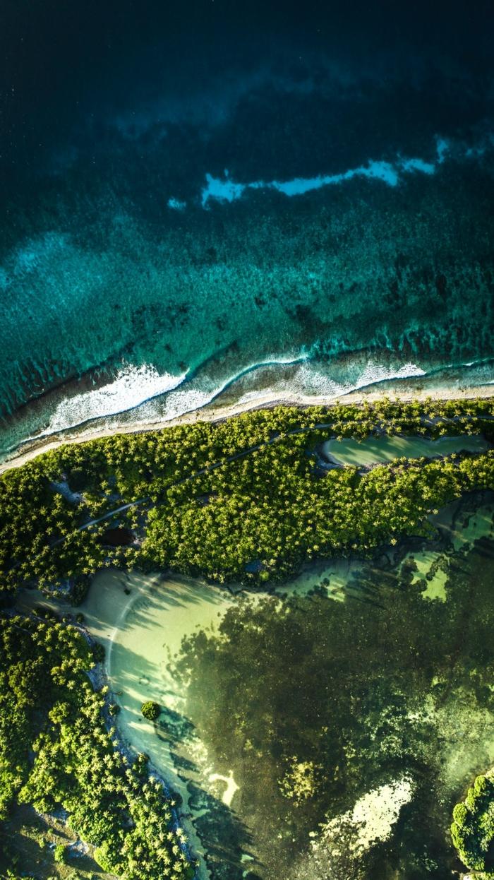 Les plus beaux fonds d écran fond d écran stylé utiliser une belle image originale photographie de drone