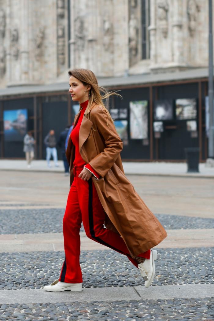 e0f22302105 Le vêtement femme chic automne-hiver 2018 – mille et une idées de style  vestimentaire casual ...