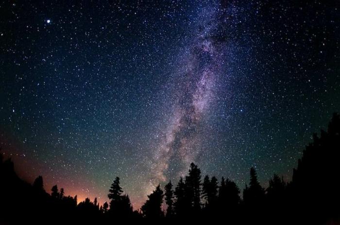 Nuit étoilée fond d écran de beauté de la nature, fond d ecran style, les plus beaux fonds d ecran classe