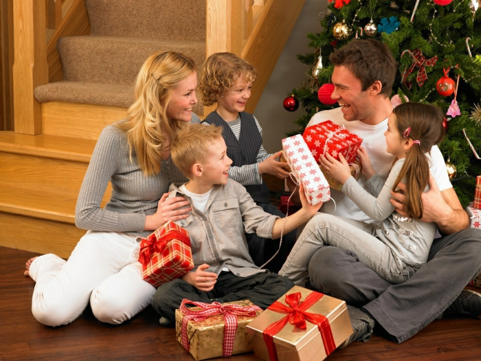 Tenue de noel femme, robe nouvel an robe chic de soirée festive sans efforts, tenue toute la famille