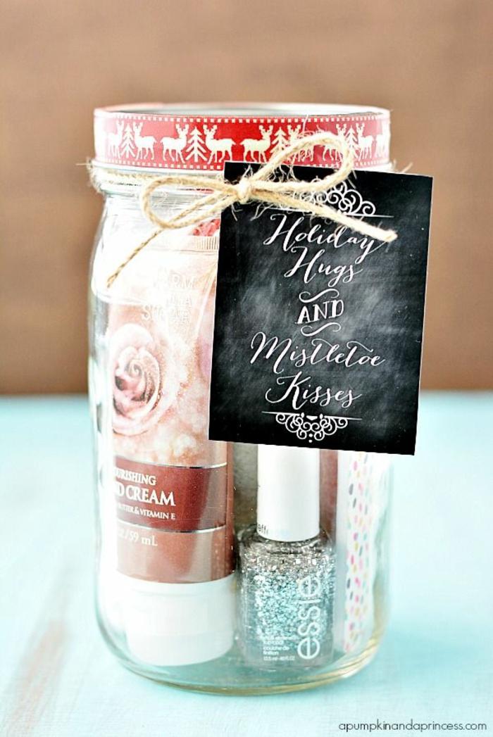 Idée cadeau calendrier de l avent idée cadeau calendrier de l avent trouver de l'inspiration jar de maquillage