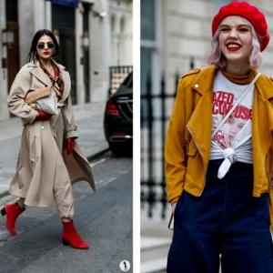 Le vêtement femme chic automne-hiver 2018 - mille et une idées de style vestimentaire casual