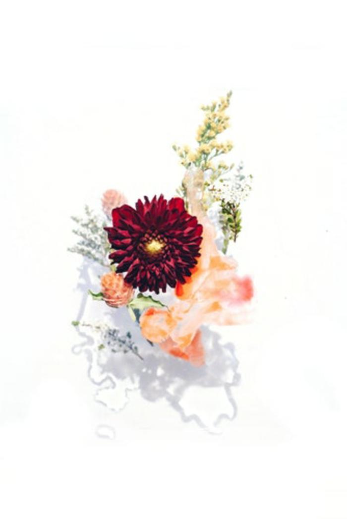Fleurs fond ecran ordinateur, fond d écran fleur design dessin a utiliser pour tous les dispositifs originale composition