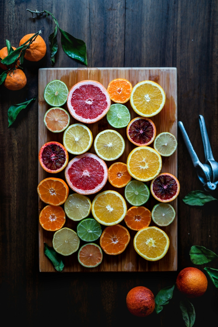 Orange, grapefruit, citrons et lime photo coloré originale, les plus beaux fonds d écran, moderne design image créative motif classe