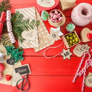 Un calendrier de l'avent original pour débuter le compte à rebours de Noël