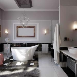 Comment décorer la salle de bain rétro - idées déco en plus de 80 photos inspirantes