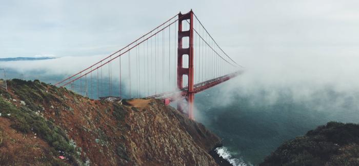 Magnifique fond d écran fleur, fond d écran stylé inspiration choix fond d ecran style San Francisco pont