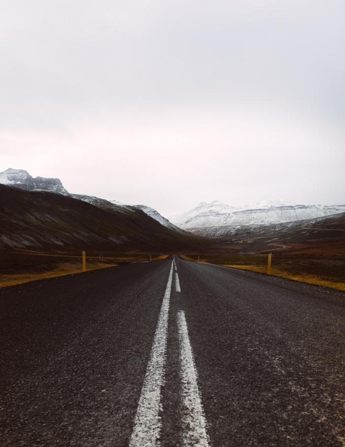Belle photo fond d écran nike, fond d écran stylé arrière plan bureau, la route amerique montagnes