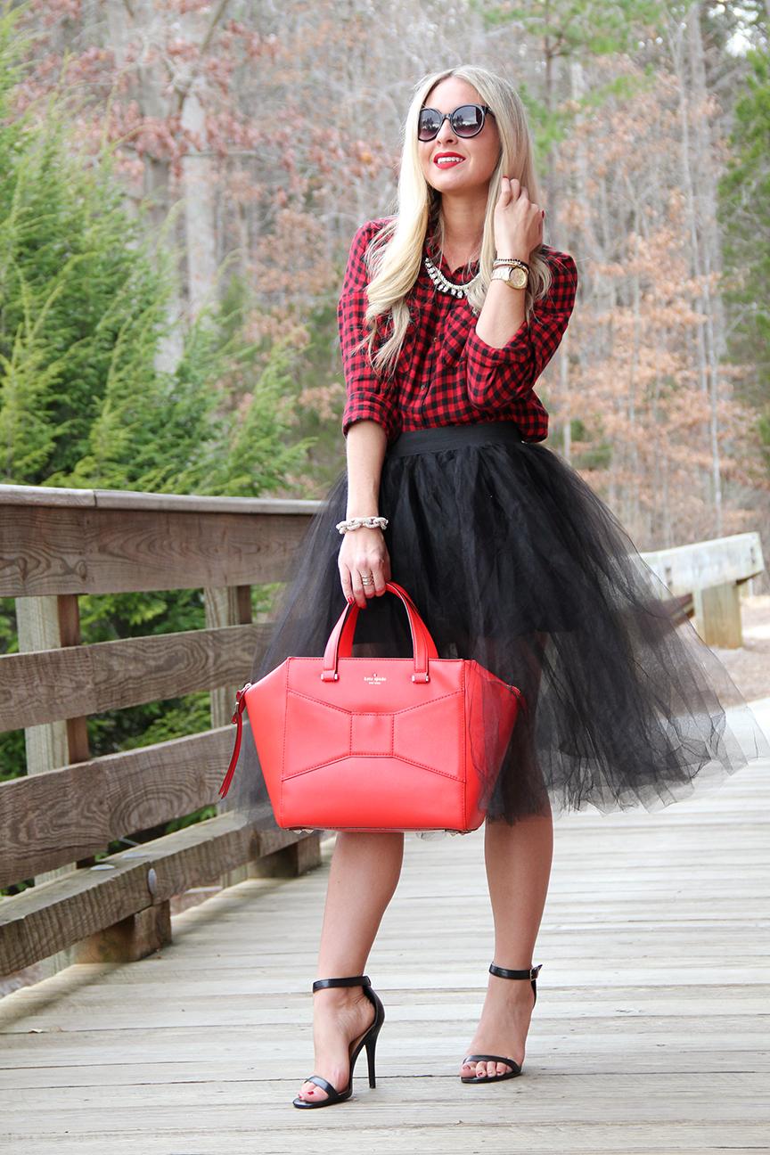 Chemise carrée, jupe ballerine, deguisement mere noel, tenue de fête femme, robe reveillon, sandales à talon