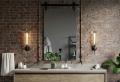 La salle de bain industrielle – les plus beaux exemples en images