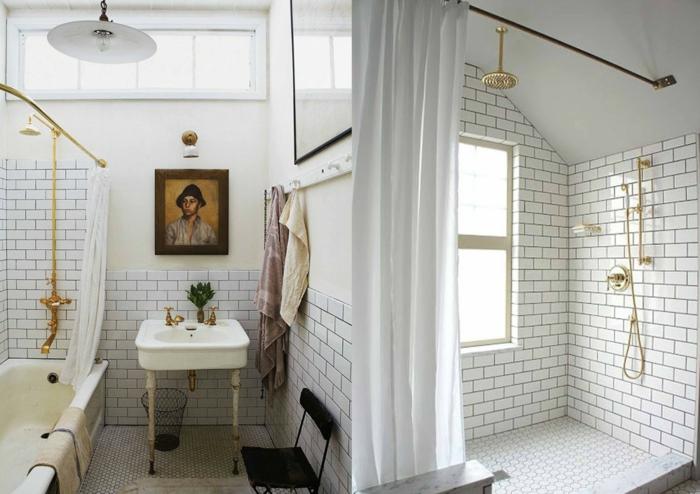 Décoration salle de bain decoration industriel chouette photo inspiration déco beauté mobilier vintage peinture