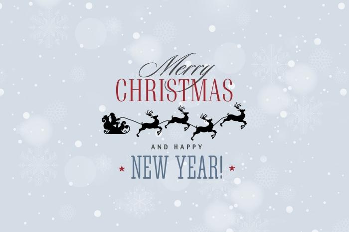 fond d'écran fêtes de fin d'année, wallpaper pc pour noel et nouvel an, illustration joyeuses fêtes noel et nouvel an