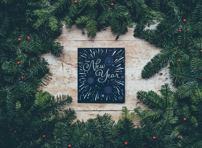 fond d'écran nouvel an, wallpaper pc avec tableau nouvel an, belles images bonne année 2019, photo bonne année 2019