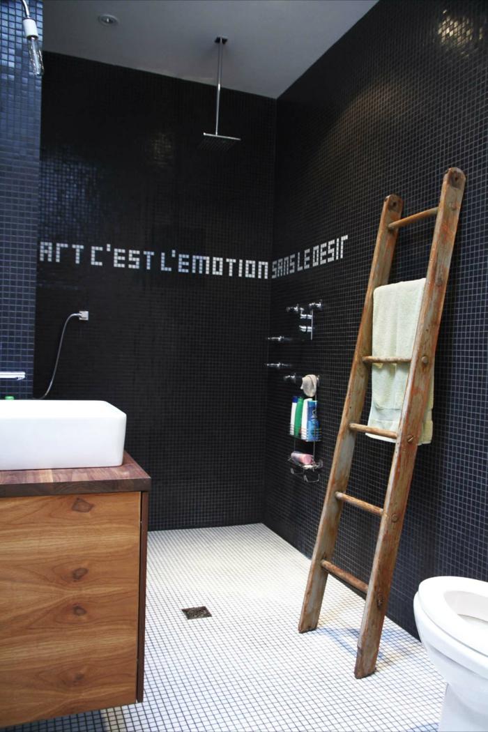 Cool idée pour la salle de bain vintage photo salle de bain industriel comment organiser son projet