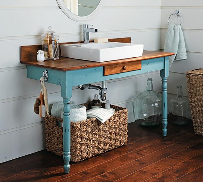 Verriere salle de bain realisation de decoration originale pour salle de bain photo inspiration