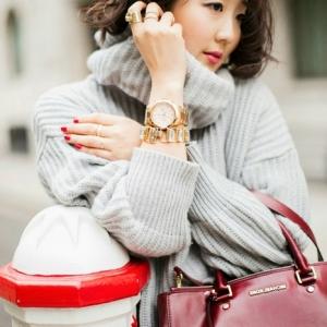 Mille looks avec le pull oversize pour femme - adoptez l'allure trendy pour cet hiver