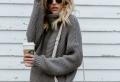 Mille looks avec le pull oversize pour femme – adoptez l'allure trendy pour cet hiver
