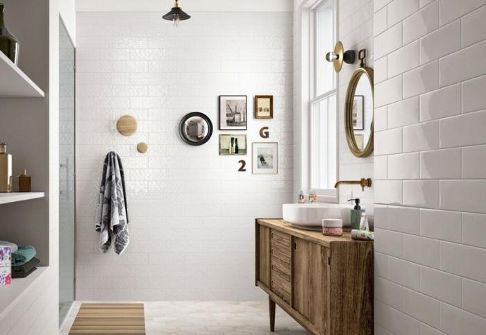 Unique salle de bain noir et bois, style industrie pourl ma maison avec belle salle de bain originale